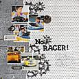 No.1 RACER!