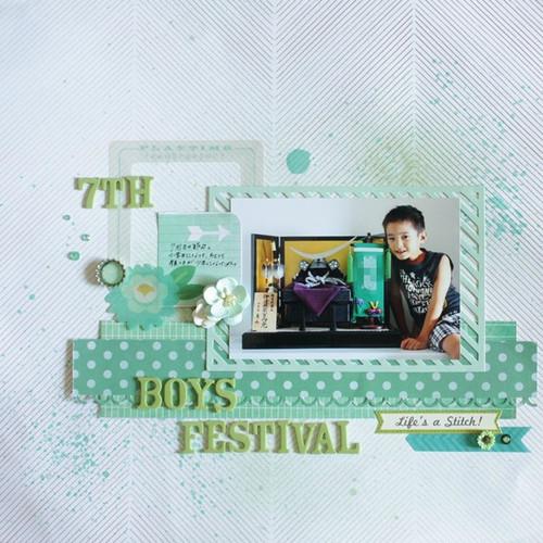 7th boys festival