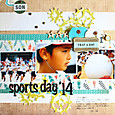 sports day'14
