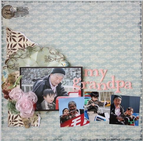 my grandpa-JUNE②