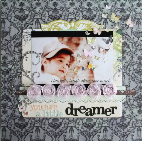 you are a little dreamer-July③