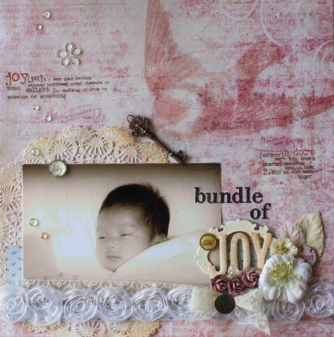 bundle of joy-SEP②