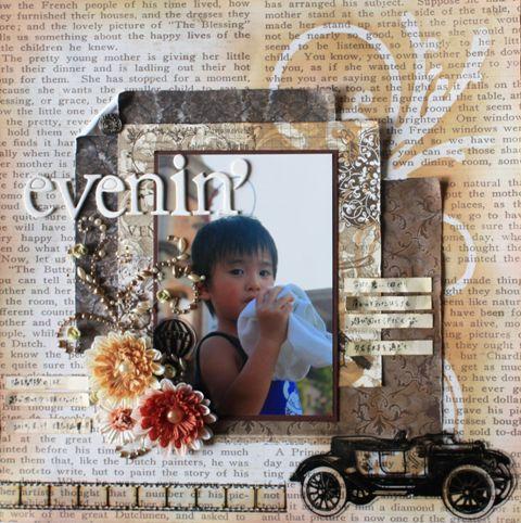 evenin'-OCT①