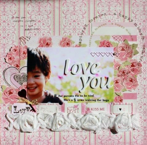 love you-FEB①