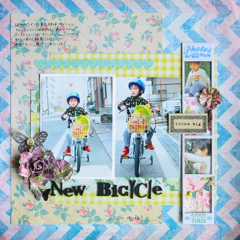 NewBicycle-JULY'11②