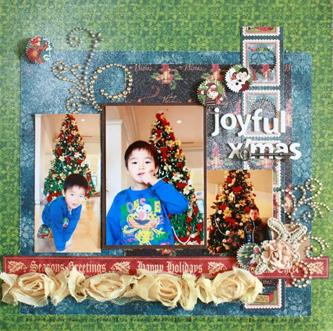 joyful x'mas-DEC'11②